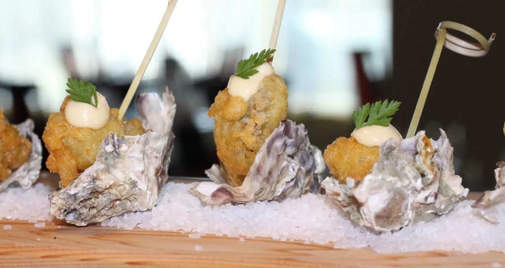 Tempura-Oysters